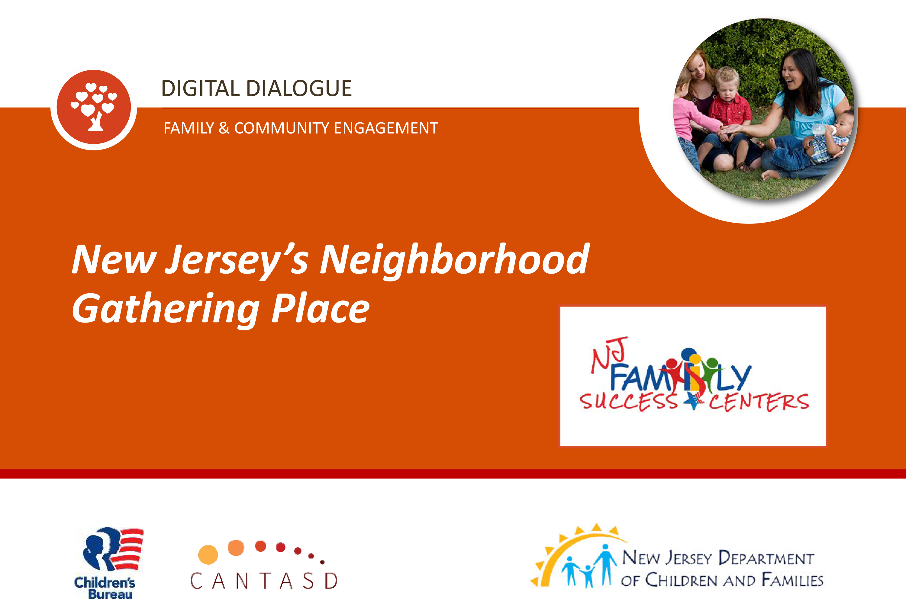 New Jersey's Neighborhood Gathering Place - This link opens in a new window.