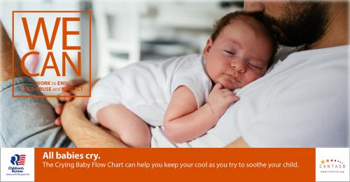 All babies cry.