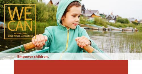 Empower children.
