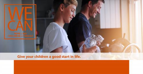 Give your children a good start in life.