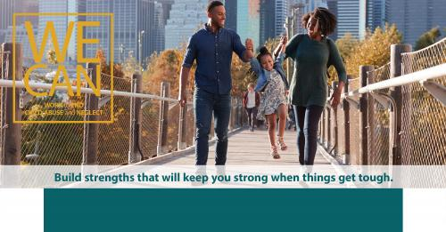 Build strengths that will keep you strong when things get tough.