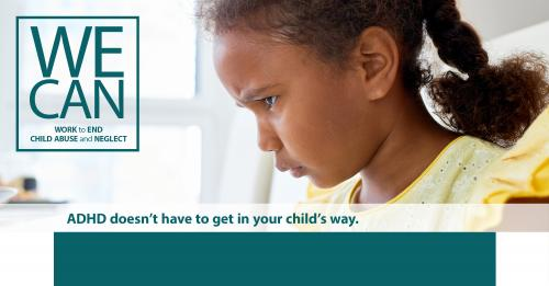 ADHD doesn't have to get in your child's way.