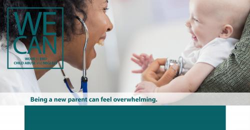 Being a new parent can feel overwhelming.